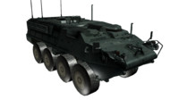 max armored stryker