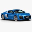 sports car 3D models