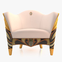 max classic armchair