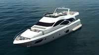 Azimut 95 Yacht Dream