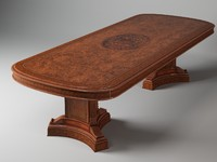 3d vicente zaragoza table 307130 model