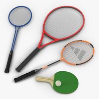 sport rackets max