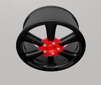 3ds max customized rim