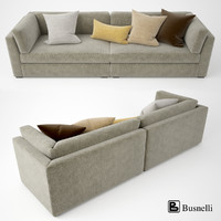 3d busnelli oh-mar sofa model