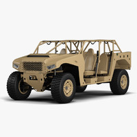 obj military vehicle polaris