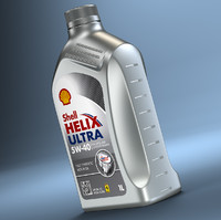 3ds max shell helix bottle