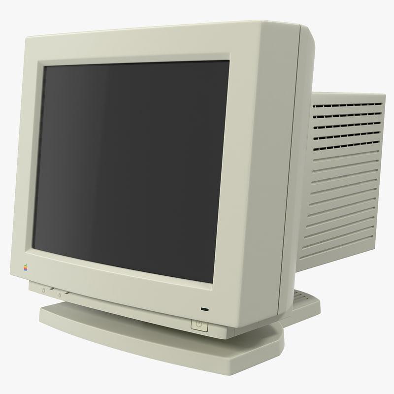 Apple Macintosh Color Display 3d model 00.jpg