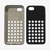 3d model iphone 5c case