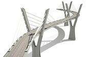 modern bridge max