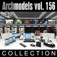obj archmodels vol 156