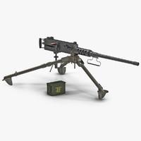 Machine Gun Browning M2 Collection