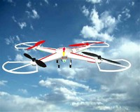 quadcopter quad copter obj