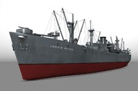 maya liberty ships