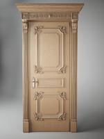 3d door desire romantic model