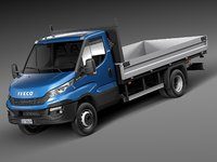 Iveco Daily Chassis Cab Pickup 2015