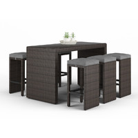 max outdoor bar set table