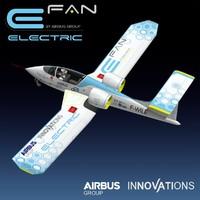 airbus electric 3d max