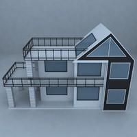 villa street architecture max