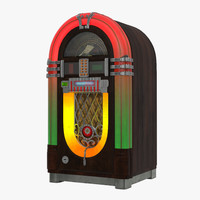 3ds max jukebox juke box