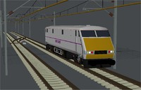 DVT East Coast HST set