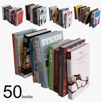3ds max books set