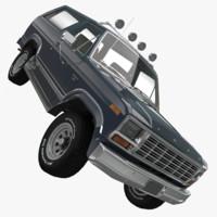 Ford Bronco XLT '1980