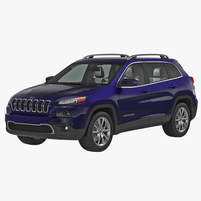 3d model of Jeep Cherokee 2015 00.jpg