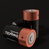 3dsmax d battery