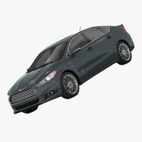 Ford Fusion Energi SE 2014