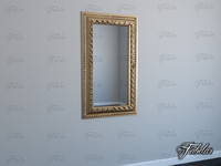mirror materials 3d model