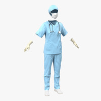 female surgeon dress 10 max