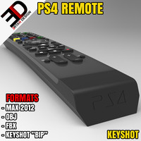 ps4 remote 4 max