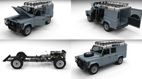 maya land rover defender 110