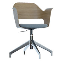 ikea conference chair 3d model