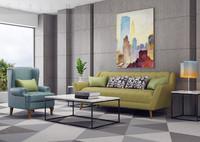 modern living room 101 3d max