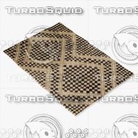 3d amara rug moroccan 9050