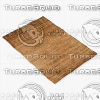 amara rug moroccan 9067 3d 3ds