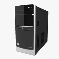 System Unit HP Pavilion