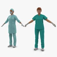 max female doctors
