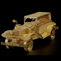 antique car 3d model
