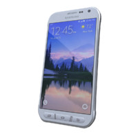 3d samsung galaxy s6 active model