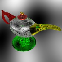 3ds max magic lamp