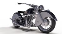 3d indian chief 1948 model