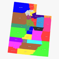 3ds max utah counties