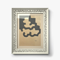 carved frame 3d c4d