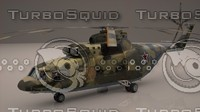 3d mi-26 helicopter heavy model
