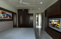 bhk building interior max