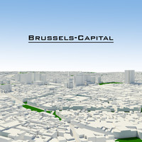 brussels-capital region cityscape max