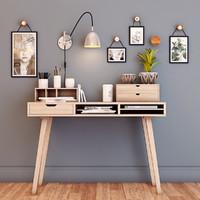 desk accessories 3d max