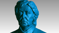 3d paul mccartney man